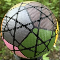#73-9th Megaminx Ball (D9)